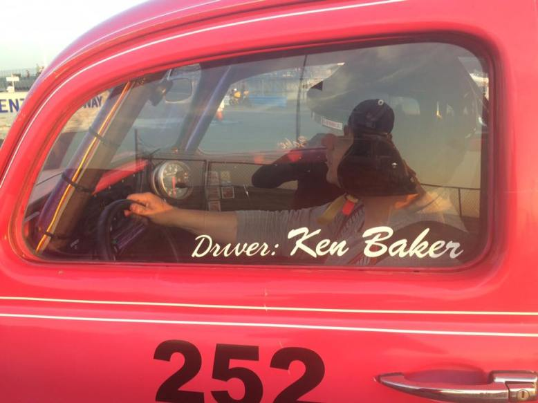 Driver, Ken Baker