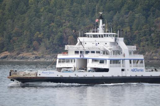 Gulf Islands Ferry