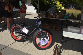 Awesome bike to be raffled