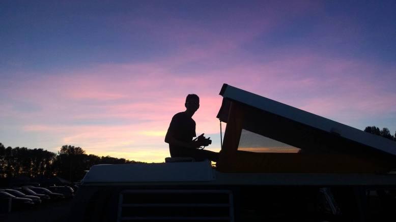 Spencer sunset drags