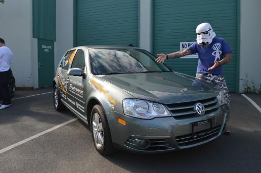 Vanna Stormtrooper